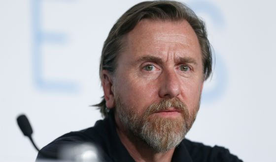 Tim Roth and his father have been victims of violence for many years