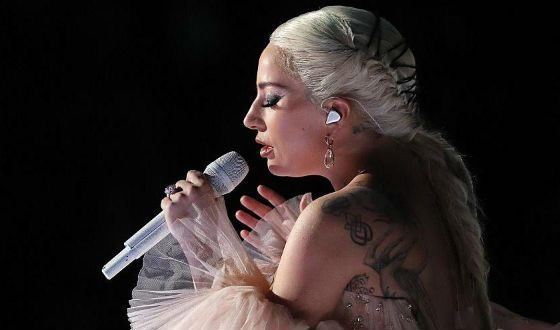 Lady Gaga has managed to express her pain in music