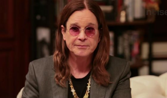 Ozzy Osbourne visits a psychotherapist to survive a children's tragedy