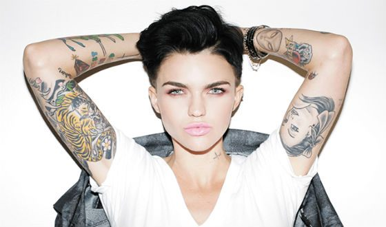 Ruby Rose raped a close relative