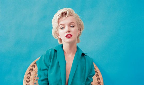 Many people don't believe in the story of violence in the life of Marilyn Monroe