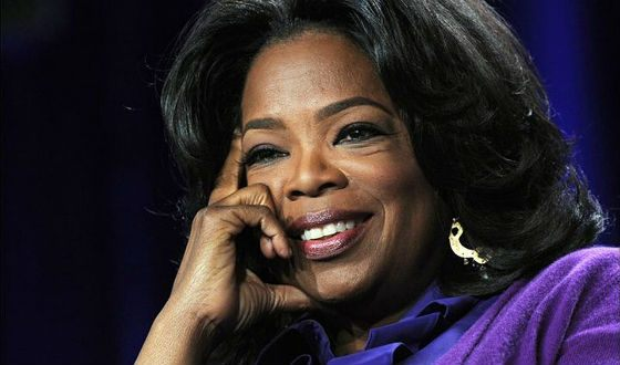 Oprah Winfrey was not afraid to talk about early pregnancy after rape