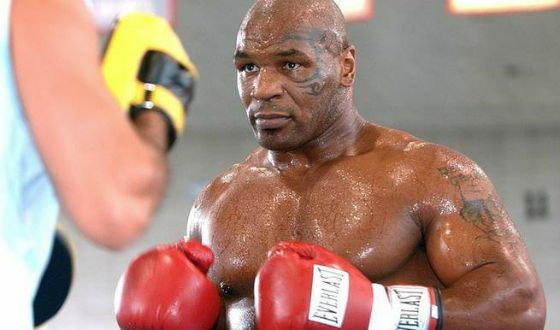 Men rarely share stories about childhood injuries, but Mike Tyson could