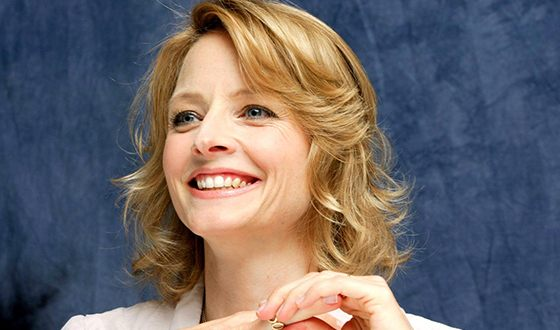 In the photo: Jodie Foster