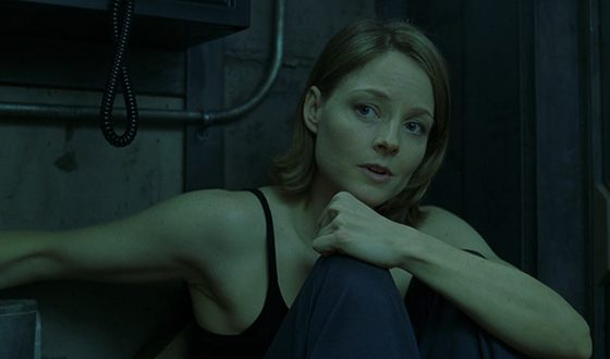 Still from the movie Panic Room