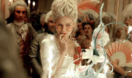 Kirsten Dunst screened a completely different Marie-Antoinette