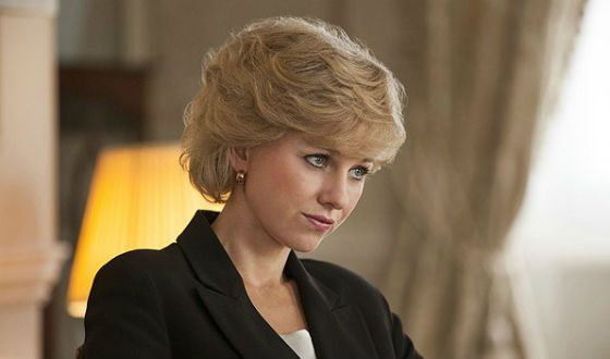 Naomi Watts as Princess Diana disappointed the audience