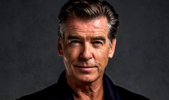 Pictured: Pierce Brosnan