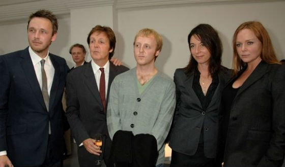 Paul McCartney's son looks exactly like his dad