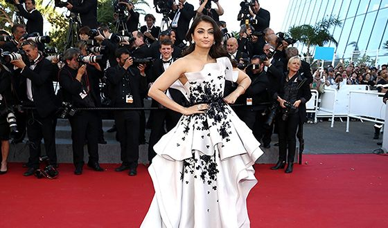 Aishwarya Rai – Indian model and actress, one of the most beautiful women on the planet