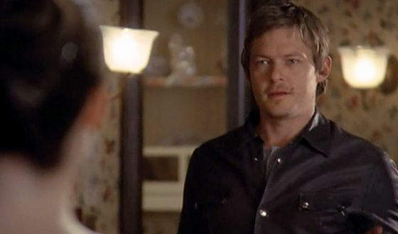 Norman Reedus in Charmed