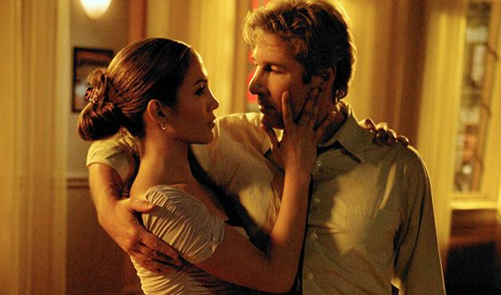 Jennifer Lopez with Richard Gere