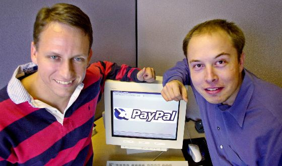 Elon Musk was one of the founders of PayPal