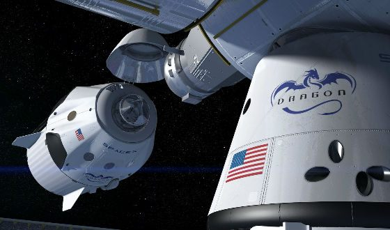 Dragon, the new generation spacecraft