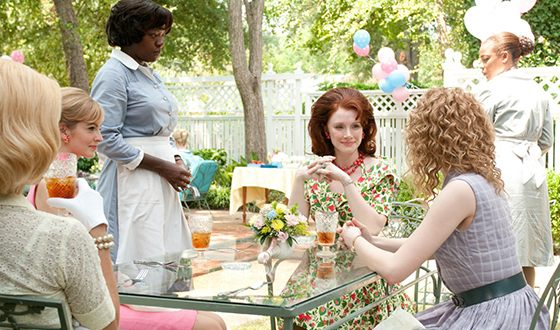 Bryce Dallas Howard in the drama The Help