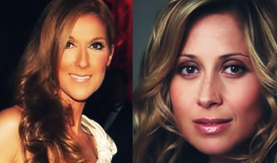 Lara Fabian was often compared to Celine Dion
