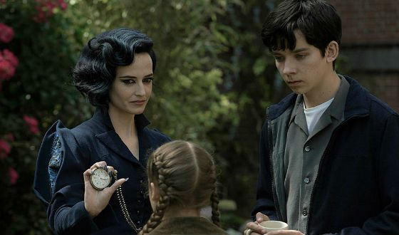 «Miss Peregrine's Home for Peculiar Children»: Eva Green and Asa Butterfield