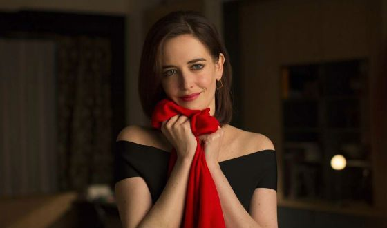 Eva Green in the movie «Based on a True Story»