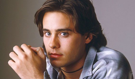 Young Jared Leto