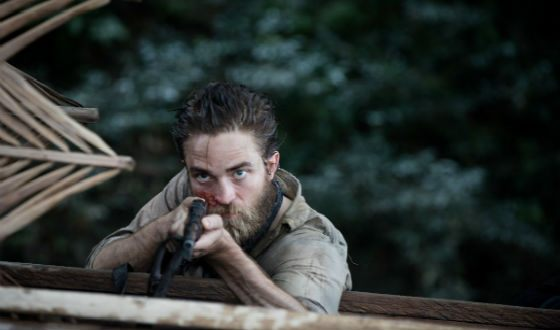 "Robert Pattinson in ""The Lost City of Z"""