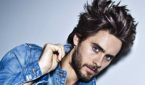 Actor, artist and musician Jared Leto