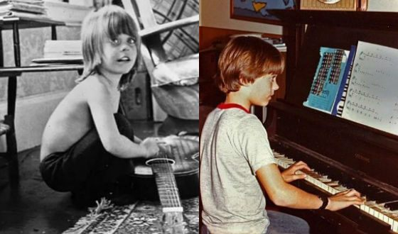 Jared Leto loved music from the young age