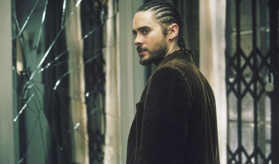 "Jared Leto in ""Panic Room"""