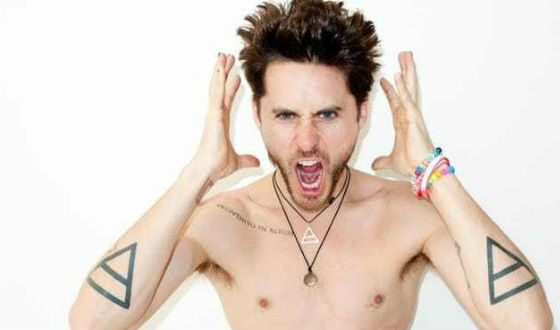 Jared Leto's tattoos