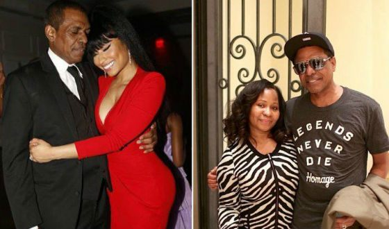 Nicki Minaj's dad fought drug addiction