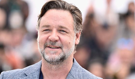 In the picture: Russell Crowe