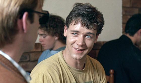 Russell Crowe in the film «Proof»