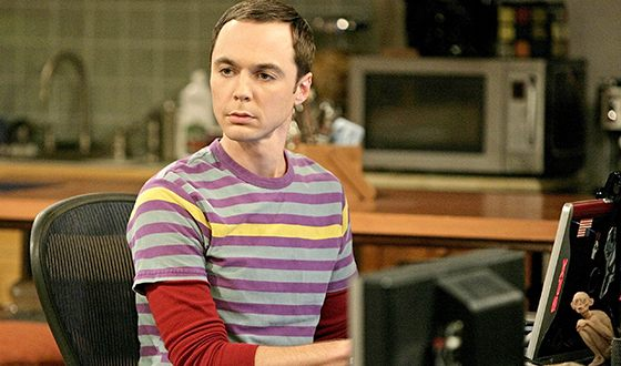 Jim Parsons as Sheldon Cooper in «Big Bang Theory»