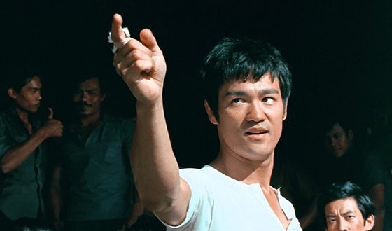 Bruce Lee in «The Big Boss»