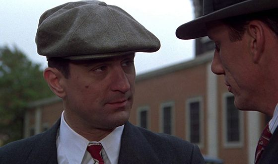 Robert De Niro in the movie «Once Upon a Time in America»