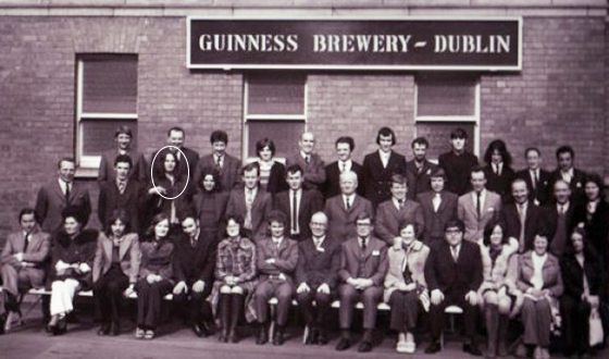 Liam Neeson Was an Operator at the Guinness Brewery