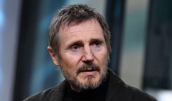 Liam Neeson will Play in the Film «Men in Black 4»