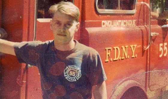 Steve Buscemi worked as a fireman for four years