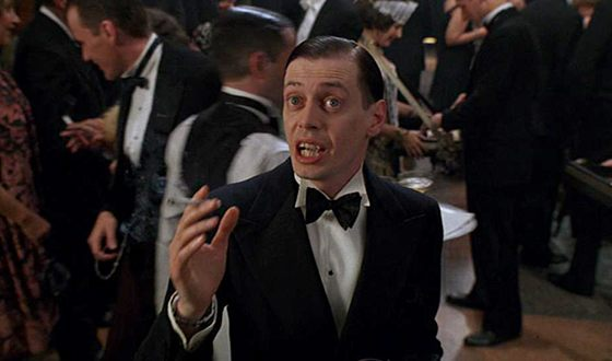 Steve Buscemi in the Miller's Crossing drama