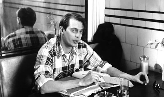 Steve Buscemi in the Soup comedy