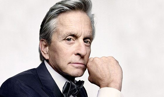 Legendary Michael Douglas