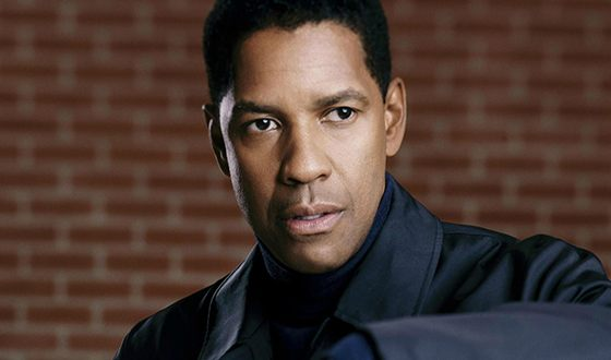 In the photo: Denzel Washington