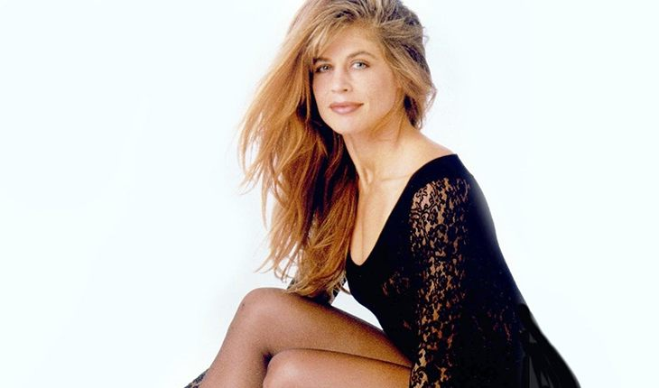 Young actress Linda Hamilton