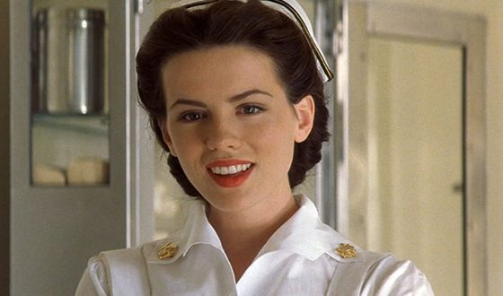 Kate Beckinsale in Pearl Harbor