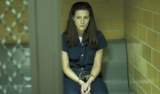 Kate Beckinsale in the film Nothing but the Truth