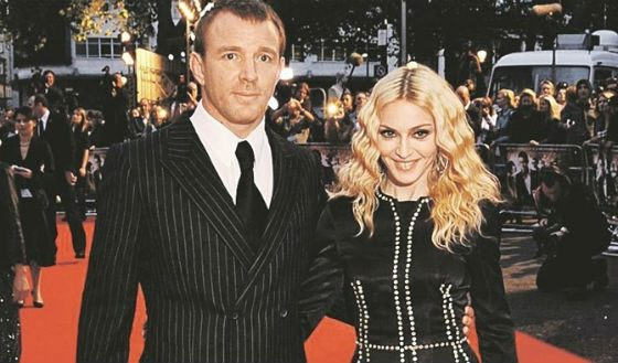 Guy Ritchie's wasted nerve cells cost Madonna a pretty penny