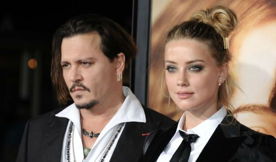 Amber decided not to tolerate Depp's alcoholism