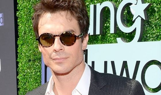 Ian Somerhalder at the Young Hollywood Awards