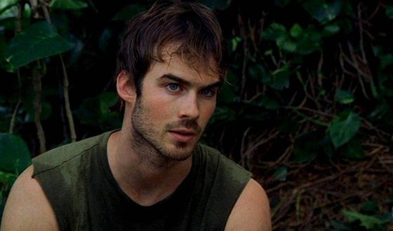 Ian Somerhalder in the TV Show Lost