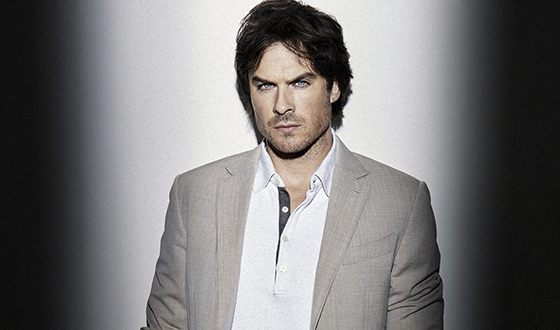 An Actor Ian Somerhalder