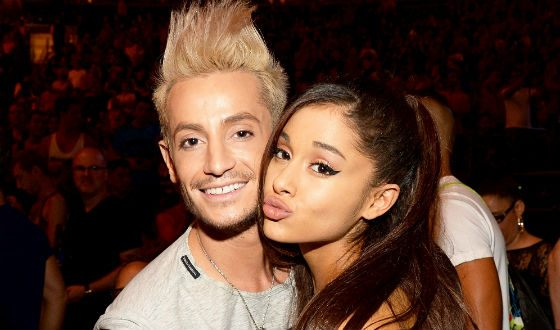 Frankie and Ariana are almost inseparable